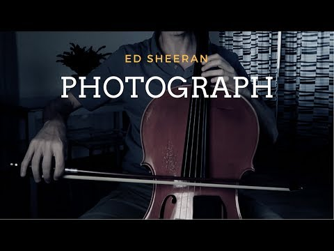 Ed Sheeran - Photograph for cello and piano (COVER)