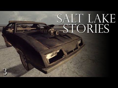 New Vegas Mods: Salt Lake Stories - 3 - Angry Nature