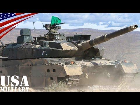 10式戦車の初アメリカ遠征 (自衛隊・米陸軍合同演習ライジング・サンダー2014) - Japanese Type 10 Tank First US visit