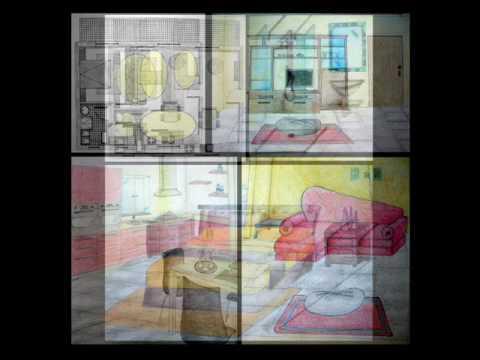 Corso di arredamento e architettura di interni youtube for Arredamento architettura interni