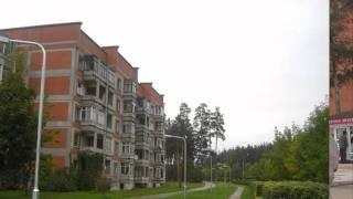 Висагинас - город в соснах(Потрясающе красивый и вечнозелёный город в Литве. Продам 1-комнатную квартиру в г. Висагинас, Литва за 15..., 2011-07-14T09:23:37.000Z)