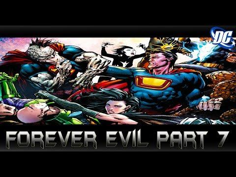 สดุดีเหล่าวายร้าย[ForeverEvil 7]comic world daily