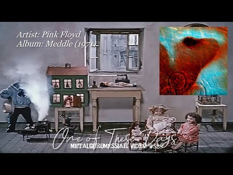 One of These Days - Pink Floyd (1971) HD 96kHz/24-bit FLAC