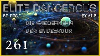 ELITE DANGEROUS   Die Wiederkehr der Endeavour   LET