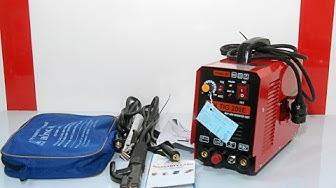 Máy hàn điện tử Hồng Ký HK TIG 200E-PK - MMA & TIG inverter DC Welding Machine