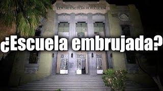 EXPLORANDO ESCUELA HISTÓRICA Y EMBRUJADA!!!! - ChideeTv