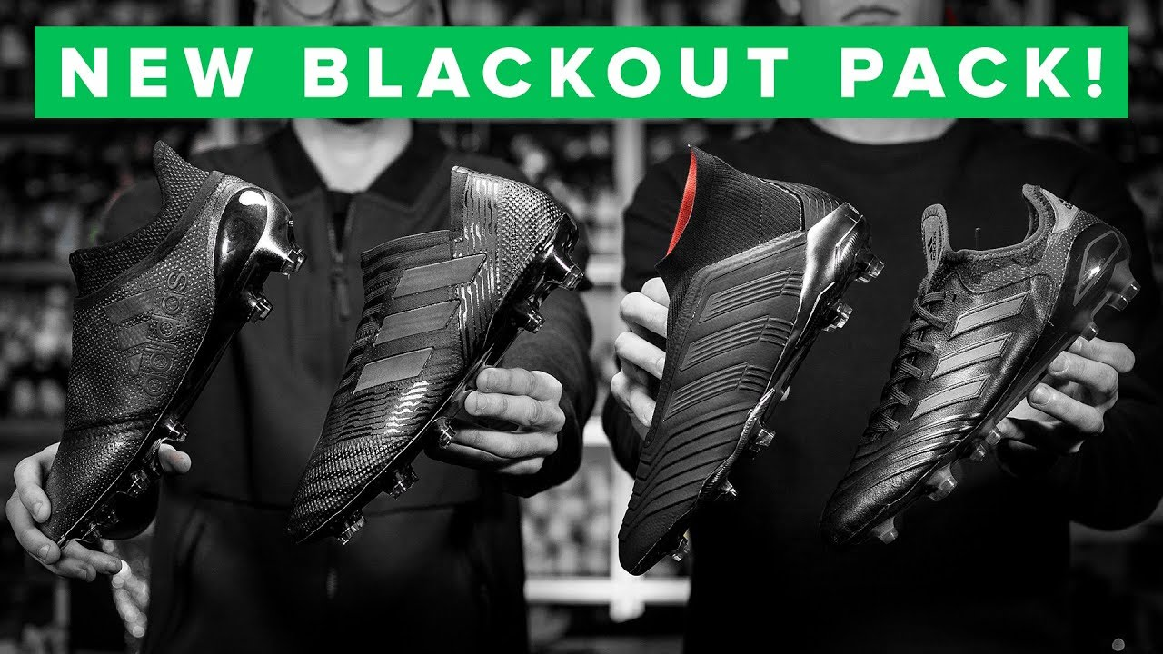 adidas Nite Crawler Pack | The sickest blackout pack?
