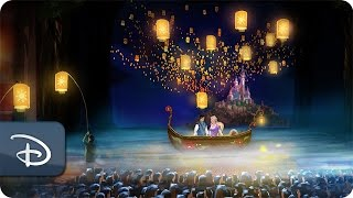 Recreating Rapunzel's World - 'Tangled: The Musical' | Disney Cruise Line