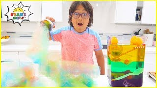 Easy DIY Top 10 Science Experiments for kids you can do at home