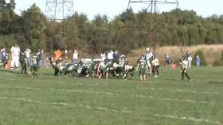 10-4 Dulles South Eagles Ank1 vs South County Colts Part 1