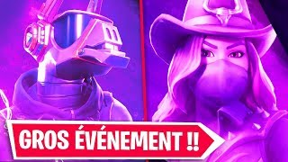 FORTNITE WE TROLL WITH THE SAISON 6!! (SKINS OF COMBAT PASSE)