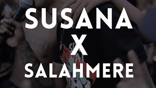 SIR IYAI - SUSANA X SALAHMERE (Audio Lyrics)