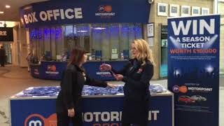 Motorpoint Arena Nottingham Ticket Winners смотреть