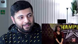 Pakistani Reacts to NOT A DARING SHOW FT. WAKAR ZAQA | CARRYMINATI