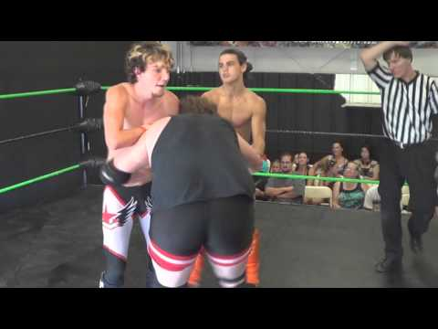 The Skye Brothers Vs Dennis McGuinniess & Shawn Gunn