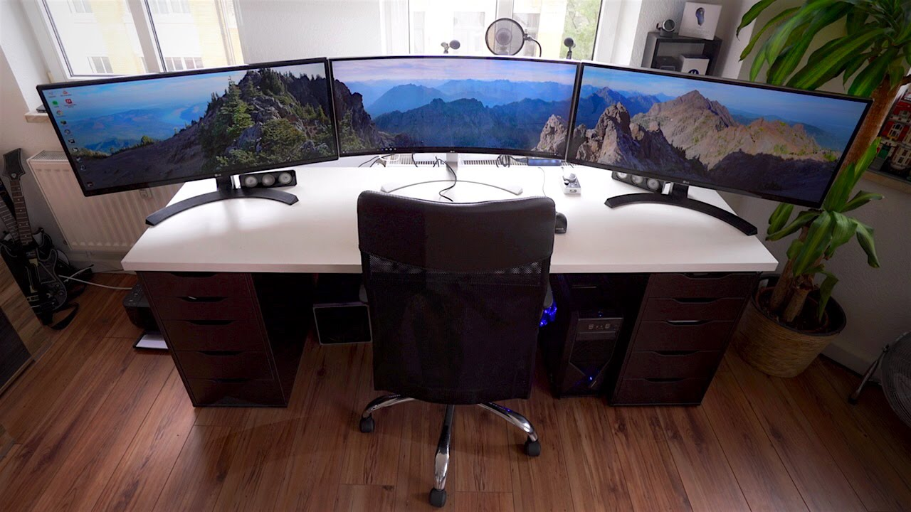 Pc Gamer Desk