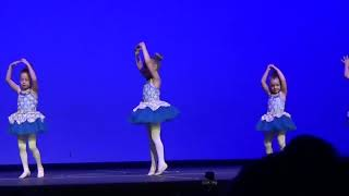 Avery's Ballet Dance, May 2019