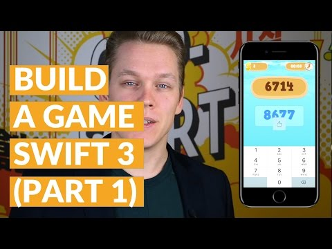 Build A Game With Swift 3 (Part 1)