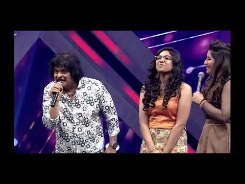 Super Singer Malavika !! Instrumental Guru Rajesh Vaidhya!! Set Final Performance