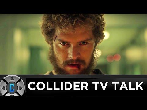 First Iron Fist Trailer, Walking Dead Season 7 Premiere Details - Collider TV Talk
