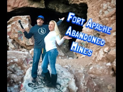 Best Things To Do In Las Vegas : Fort Apache Mines