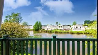 Skegness Southview Lodge with a lake view