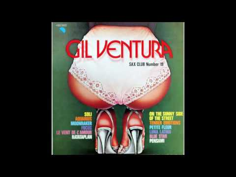 Gil Ventura ‎– Sax Club Number 19 - 1980 - full vinyl album