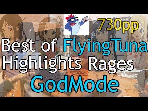 Best Of FlyingTuna Highlights, Rages, GodMode