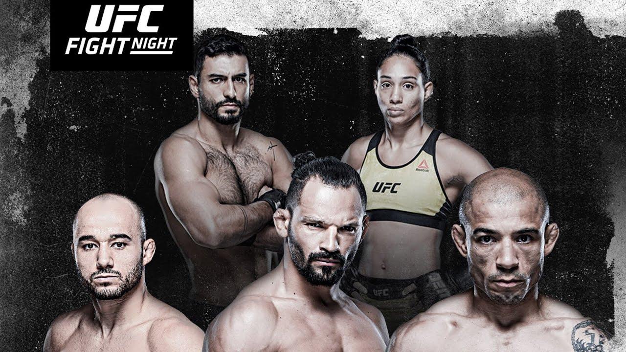SAIBA COMO ASSISTIR AO VIVO | UFC Vegas 17 - YouTube