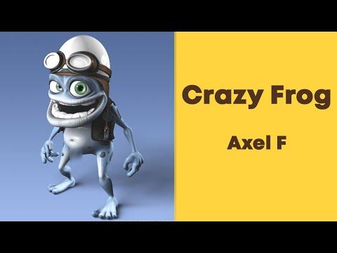 Crazy Frog - Axel F. Ukulele Tutorial