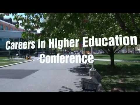 Careers in Higher Ed Conference 2015