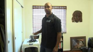 Cali K9® - Crate & Kennel Training - Jas Leverette, K9 Trainer - Dog Training Videos