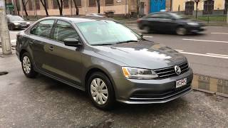 Авто із США Volkswagen Jetta 2015р. 2.0 л.