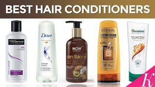 10 Best Hair Conditioners in India with Price | Conditioners for Indian Hair | 2017