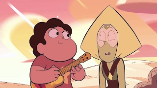 Peridot and steven sing the F U N song