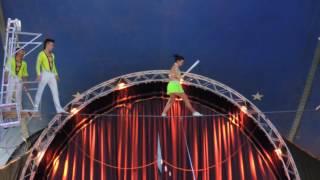 видео Цирк-шапито Демидовых ждет вас
