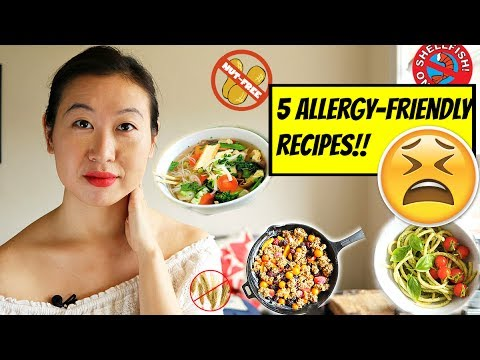 FOOD ALLERGIES??! �� �� 5 EASY