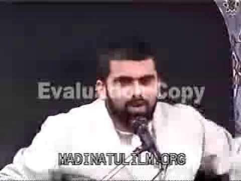 Majlis Hazrat Fatima Zahra (sa) - By Allama Hashim...