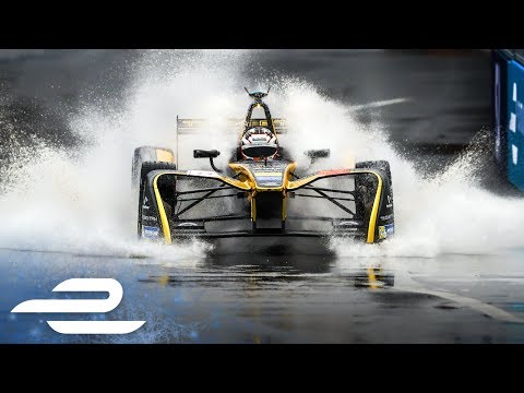 Formula E's First Ever Wet Race? - Qualcomm New York City ePrix