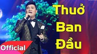 Thuở Ban Đầu - Quang Linh (St. Nhất Sinh) [Karaoke Beat MV]