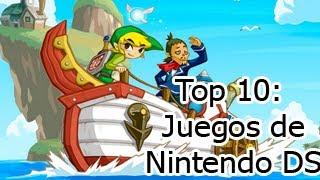 Top 10: Juegos de Nintendo DS