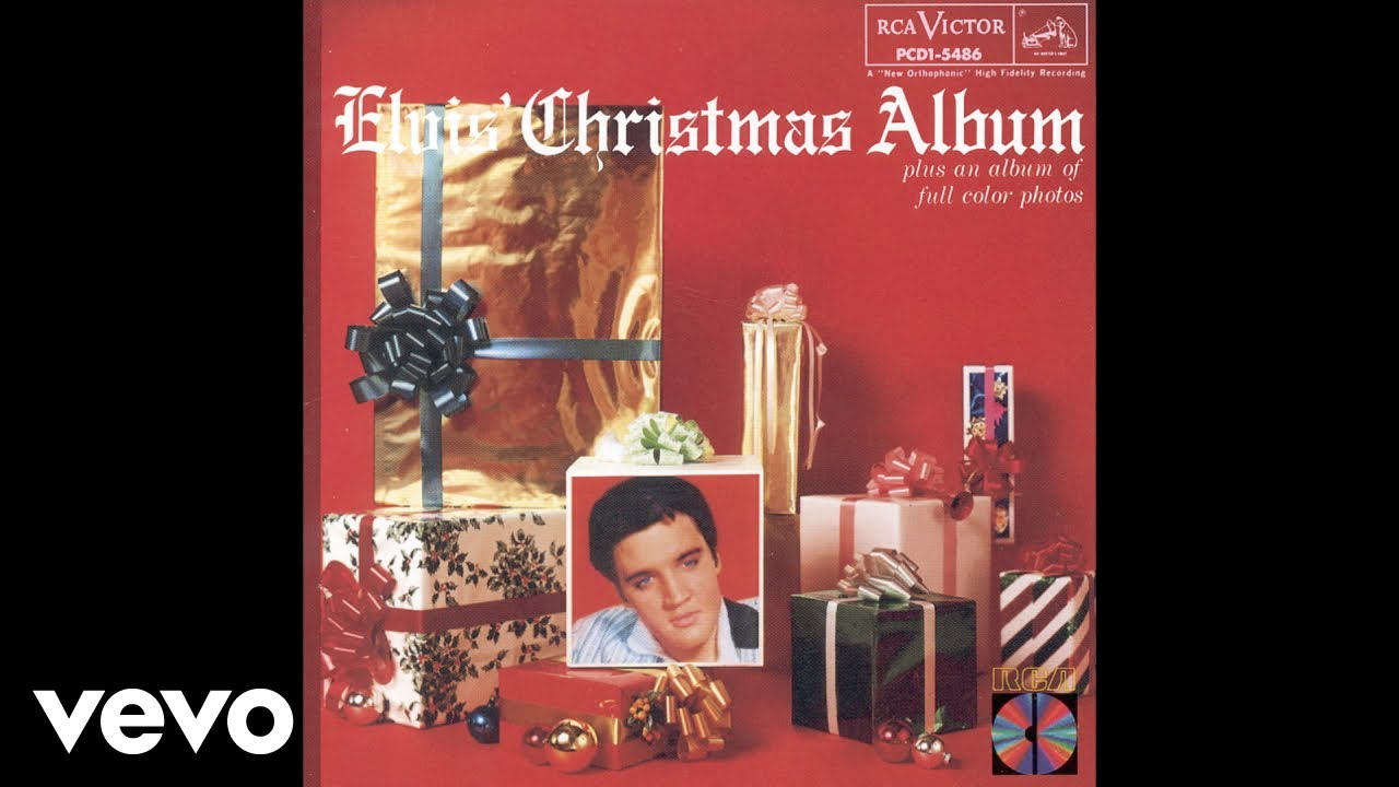 Elvis Presley - Blue Christmas (Audio)