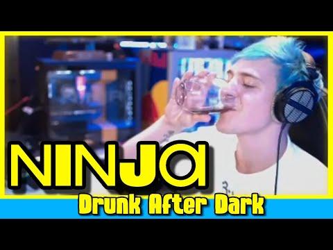 DRUNK Ninja And (ME)??? (AFTER DARK) & WIFE JGhosty DBD Dead By Daylight