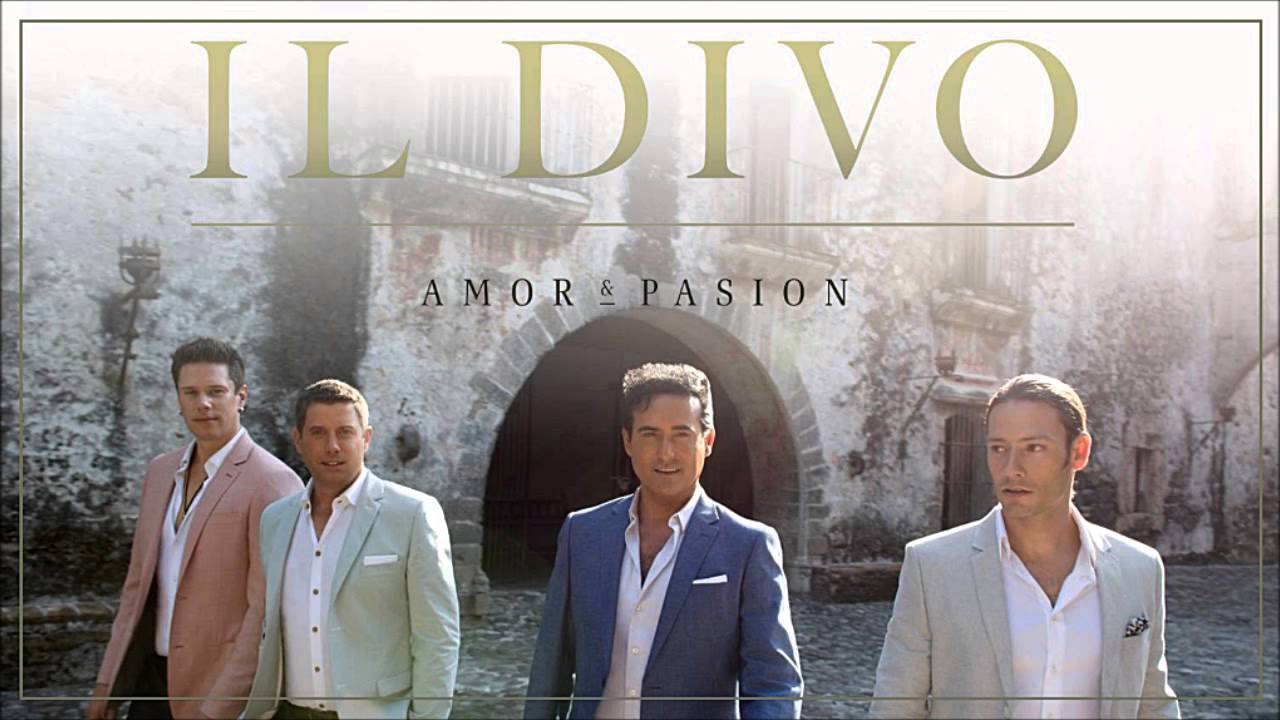 To all the girls i ve loved before a las mujeres que am - Il divo free music ...