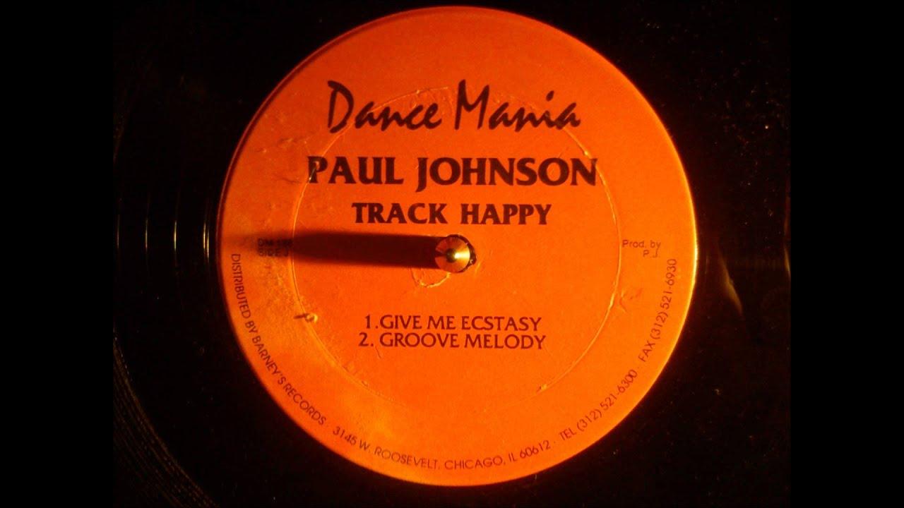 Paul Johnson(ポール・ジョンソン) - House Music Lovers - ハウス ...