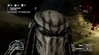Aliens Vs Predator, Online Species Team Deathmatch, Xbox 360