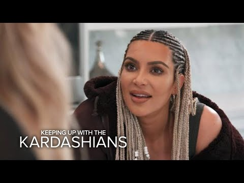 "KUWTK | Kim Kardashian Says Kylie Jenner Pregnancy Is ""Best Kept Secret"" | E!"