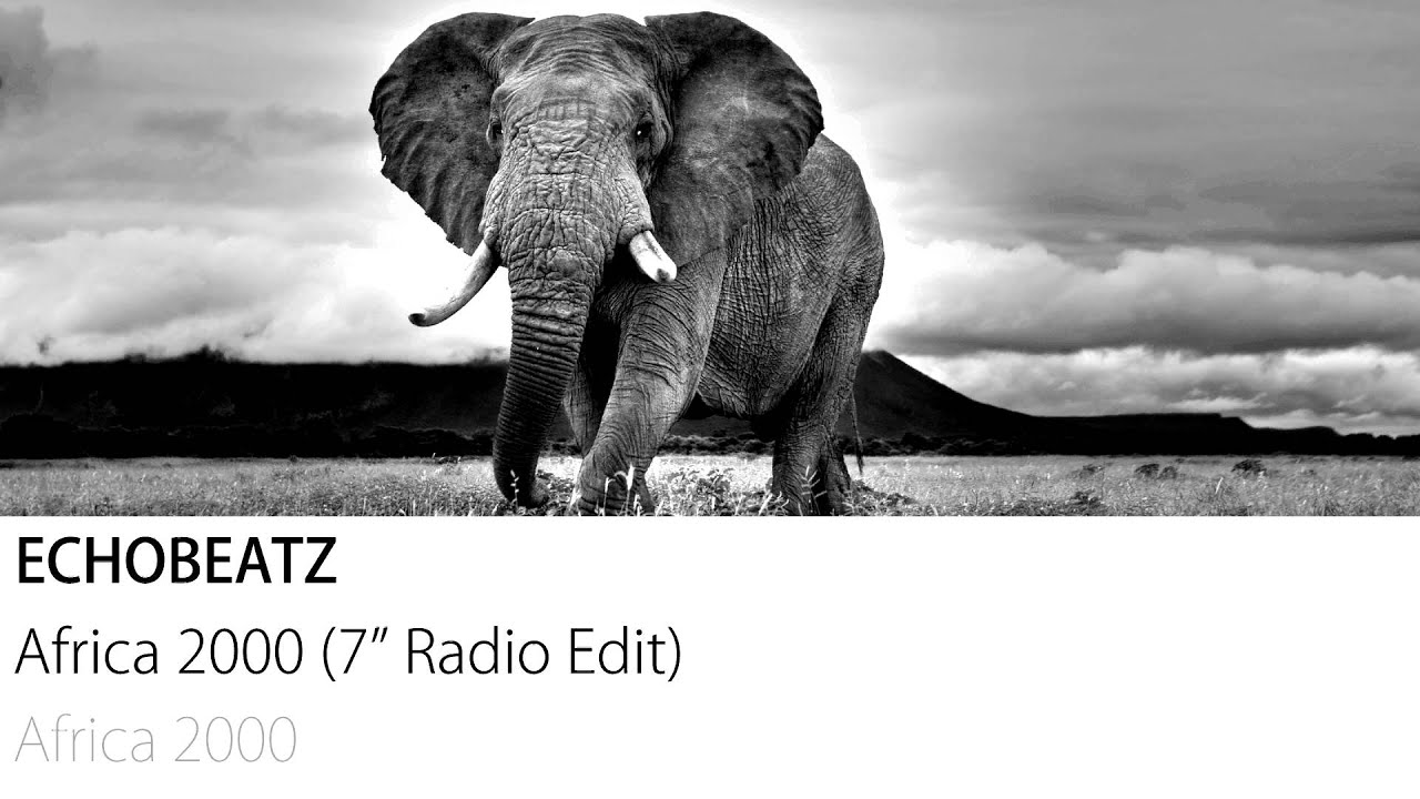2000 7 - Echobeatz Africa Radio Edit - 2000 7