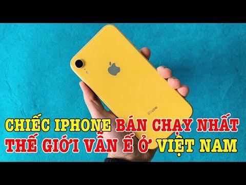 Nghịch lý chiếc iPhone bán chạy nhất Thế Giới vấn ế ở Việt Nam?