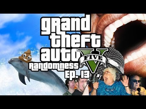 GTA 5 Randomness, Ep. 13: Ruined glory & crew karaoke